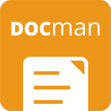 docman logo 220x220 Joomla Tools : DOCMAN 2.1.1   EXTMAN 2.1.0   FILEMAN 2.1.1   LOGMAN 2.0.2
