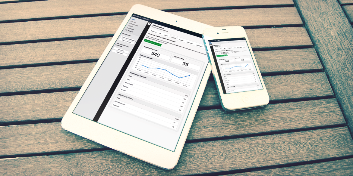 We're bringing Joomlatools Dashboard to phones and tablets too